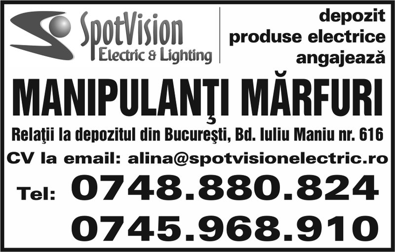 Spot Vision Electric &Lighting